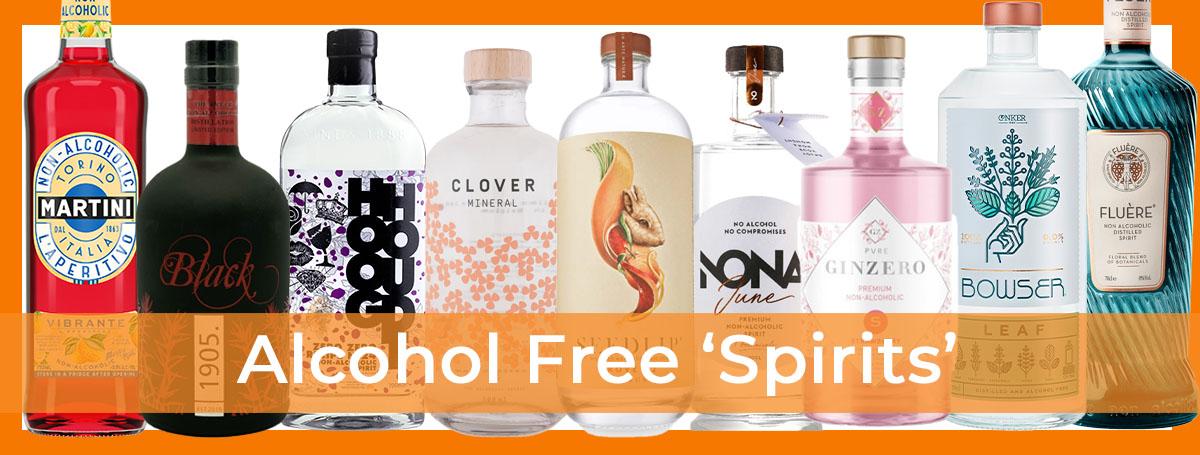 Alcohol Free Spirits