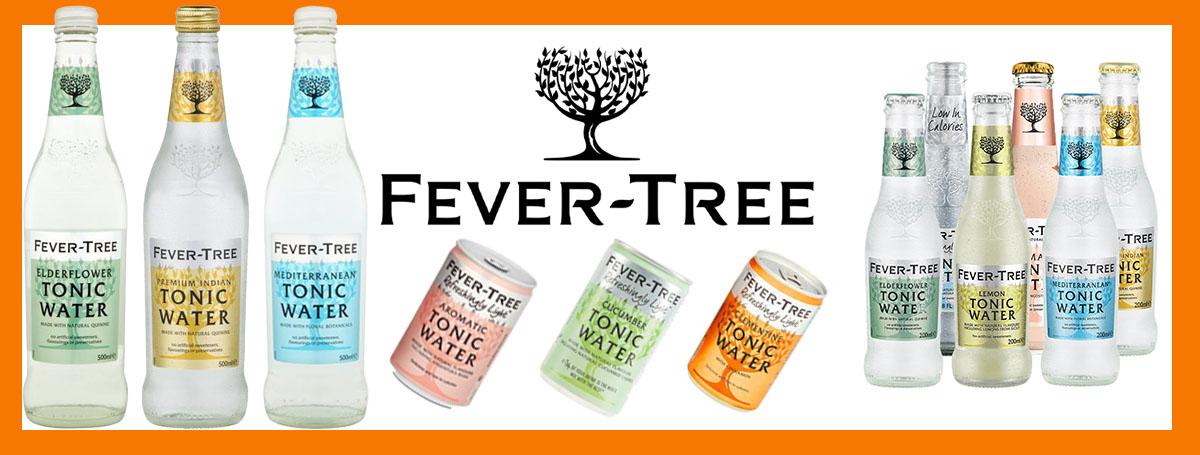 Fever Tree Brand Banner