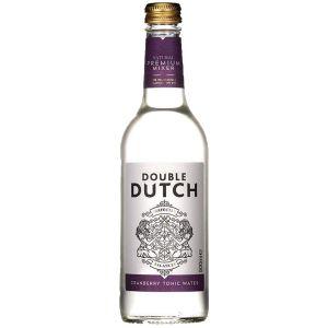 Double Dutch Cranberry Tonic Water 500ml