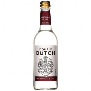 Double Dutch Pomegranate & Basil 500ml