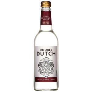 Double Dutch Pomegranate & Basil 500ml