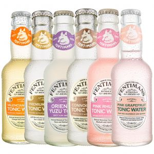 Fentimans Tonic Variety Pack 6 x 200ml