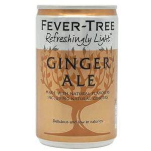 Fever-Tree Refreshingly Light Ginger Ale 150ml