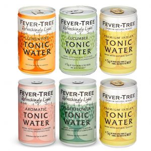 Fever-Tree Tonic Canc Variety Pack 6 x 150ml