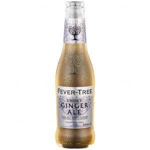 Fever-Tree Smoky Ginger Ale 200ml