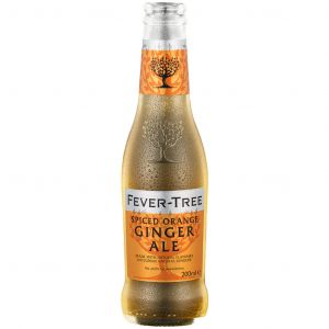 Fever-Tree Spiced Orange Ginger Ale 200ml