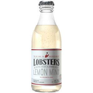 Lobsters Lemon Mint 200ml