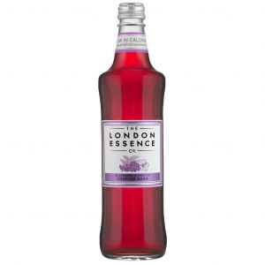 The London Essence Co. Elderberry & Hibiscus Crafted Soda 500ml