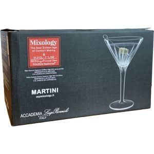 Luigi Bormioli Mixology Martini Glasses 6pk