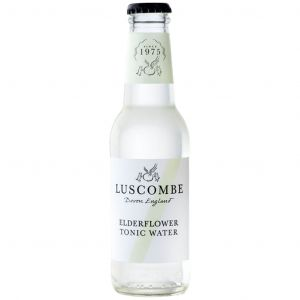 Luscombe Elderflower Tonic Water 200ml