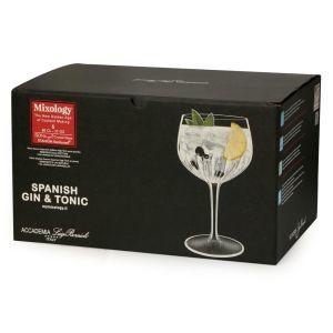 Luigi Bormioli Mixology Spanish Gin en Tonic Glazen 6pk