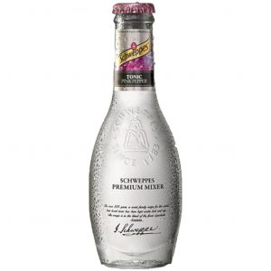 Schweppes Premium Tonic & Pink Pepper 200ml