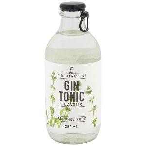 Sir James 101 Gin Tonic 250ml