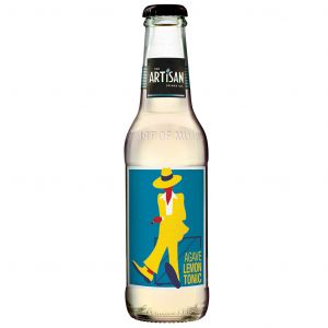 The Artisan Drinks Co. Agave Lemon Tonic 200ml