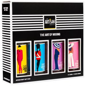 The Artisan Drinks Co. Gift Pack 4 x 200ml