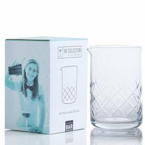 Tess Posthumus Mixing Glass