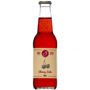 Three Cents Cherry Soda 200ml